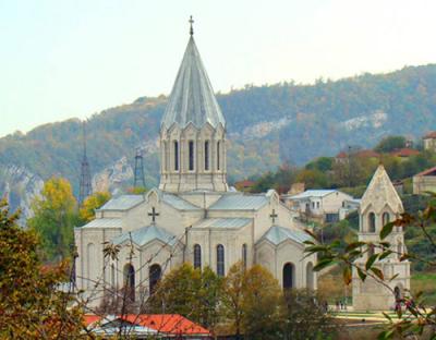 Ղազանչեցոց եկեղեցի