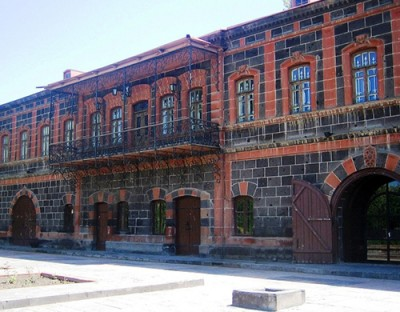 The Architectural Museum of Gyumri