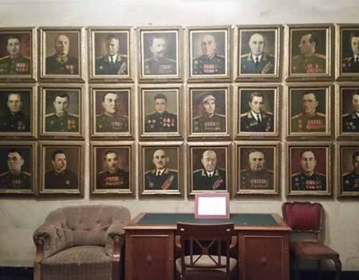 Mother Armenia Military Museum