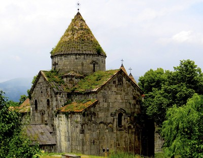 The Architecture of Churches