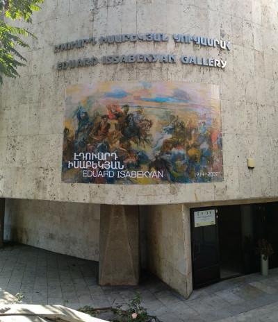 Eduard Isabekyan Gallery