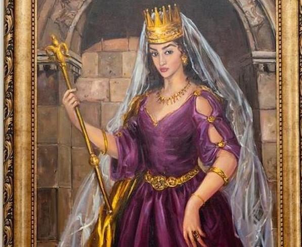 Հայոց թագուհիների ազգությունը