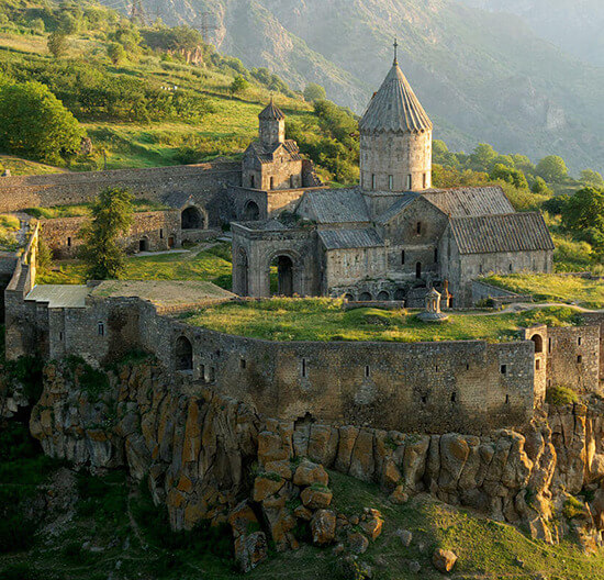 The Wings of Tatev