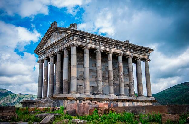 Garni's Temple