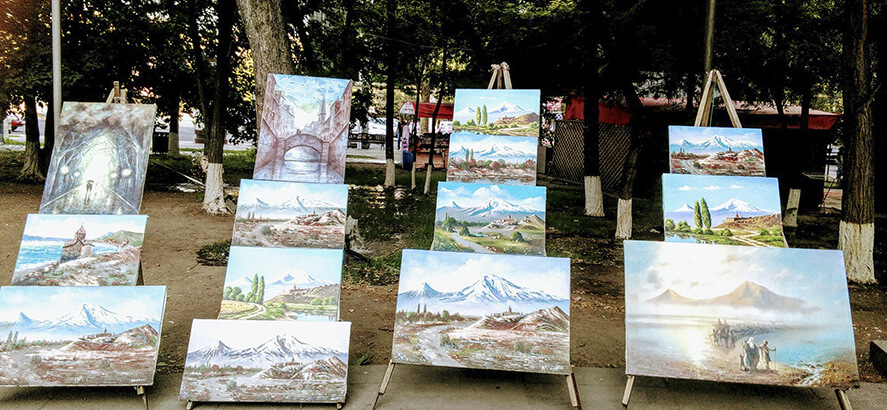 Saryan's Park