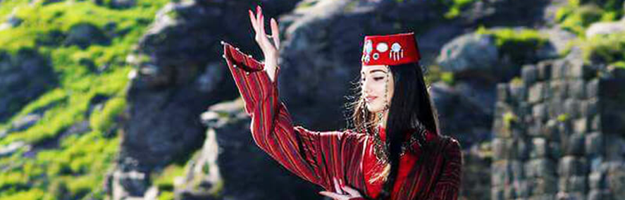 Armenian National Clothing TARAZ