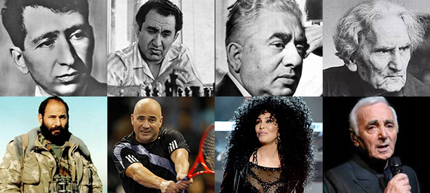 The Greatest Armenians: What They Have Given the World
