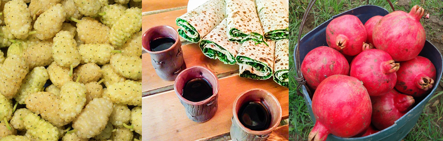 What to eat and drink in Artsakh.  Discover a taste of paradise