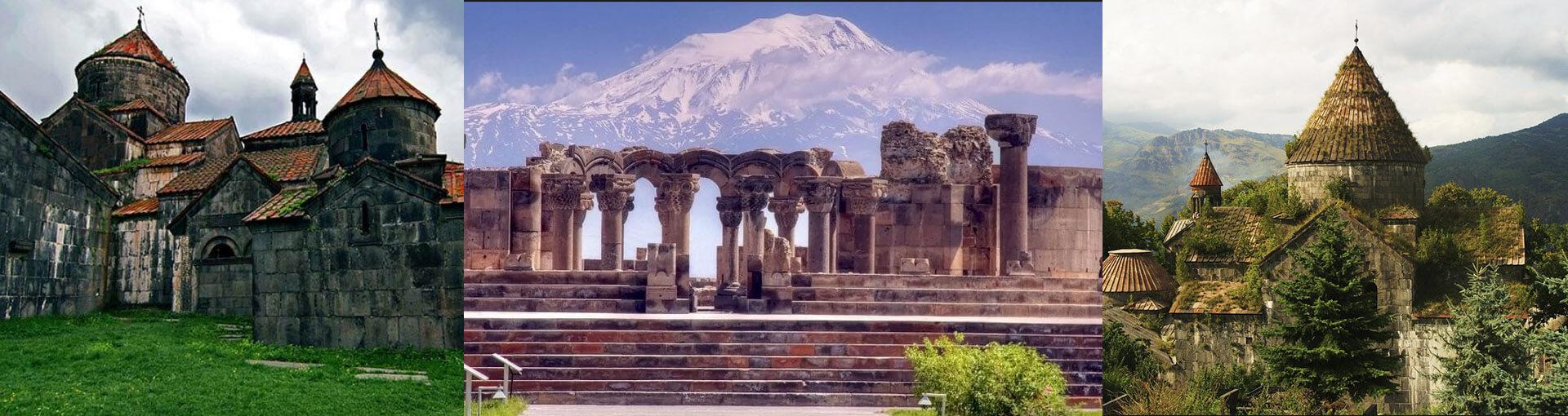 UNESCO World Heritage Sites in Armenia