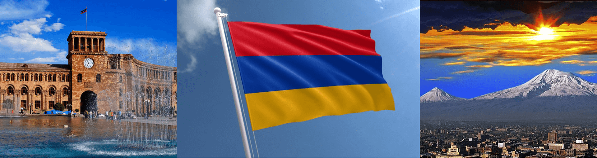 Armenian National Flag