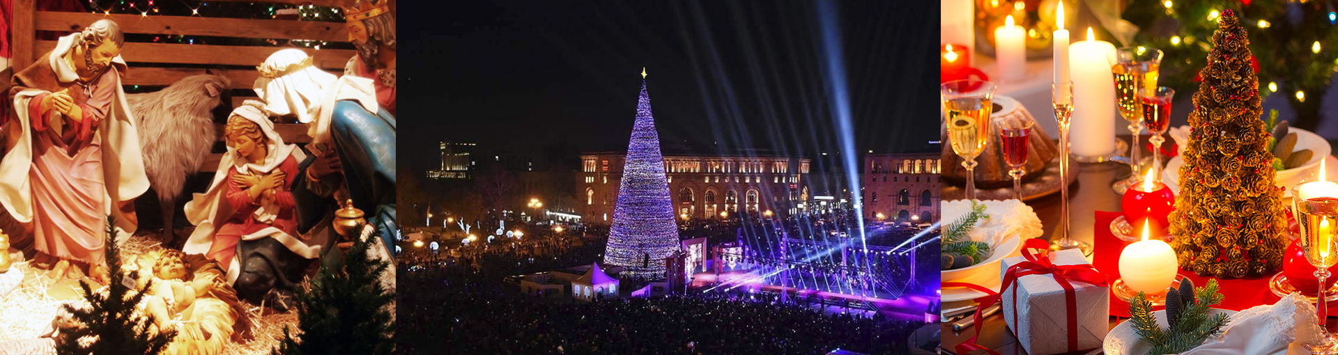 The Armenian New Year and Christmas