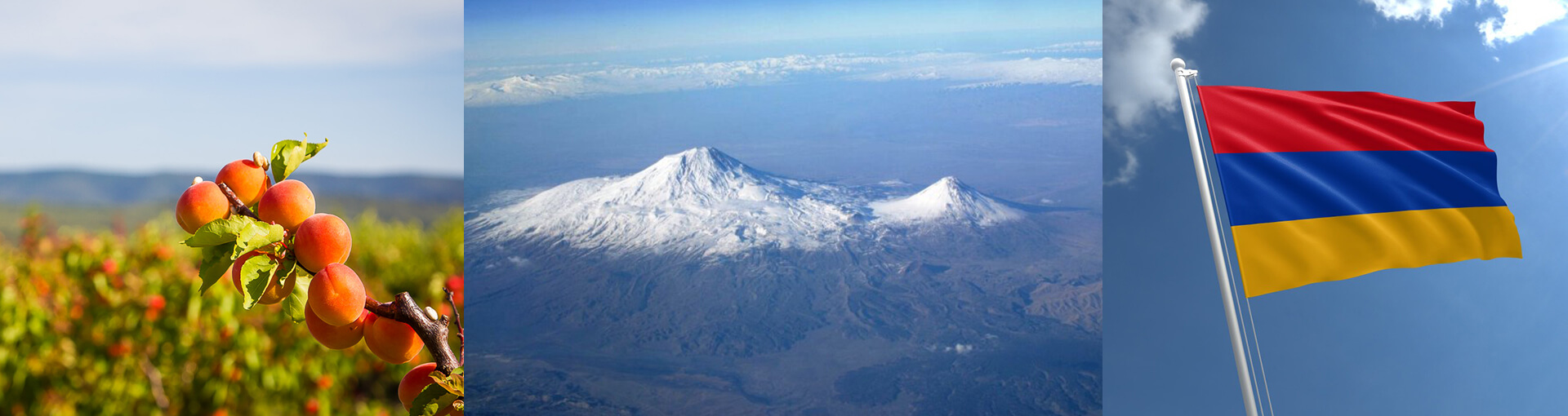 The symbols of Armenia
