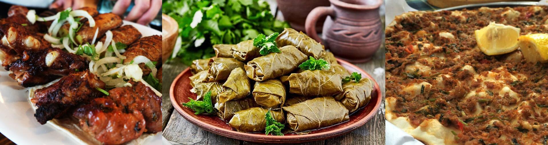 Main Dishes of Armenian Cuisine