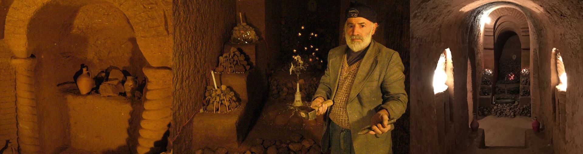 Levon's Divine Underground Cave museum