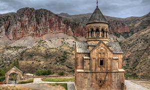 Исторические достопримечательности Армении