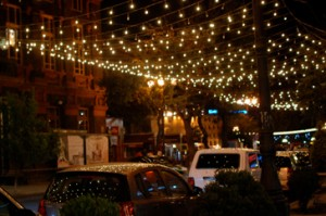 Armenian Nights In and Outside of Yerevan