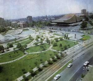 Старый и новый Ереван
