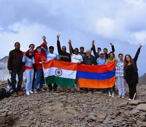 Индийцы в Армении
