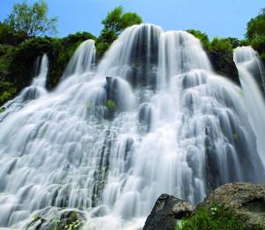 Waterfalls in Armenia