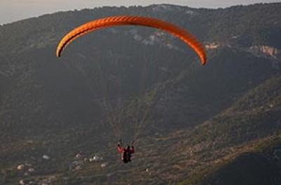 Параглайдинг в Армении