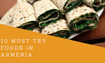 What food to try  when visiting Armenia