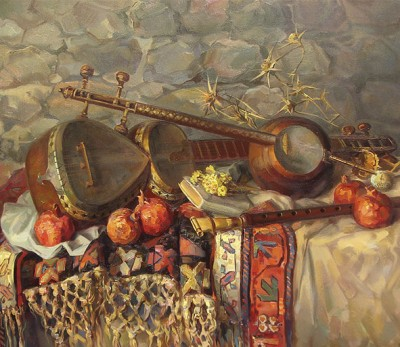 Armenian Musical Instruments