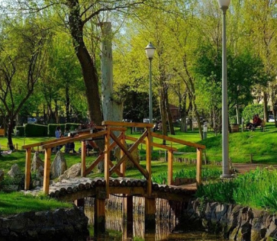 Best parks in Yerevan