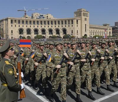 armenian-army