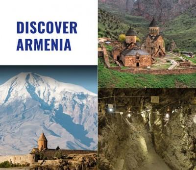 Discovering Armenia: Khor Virap to Noravank