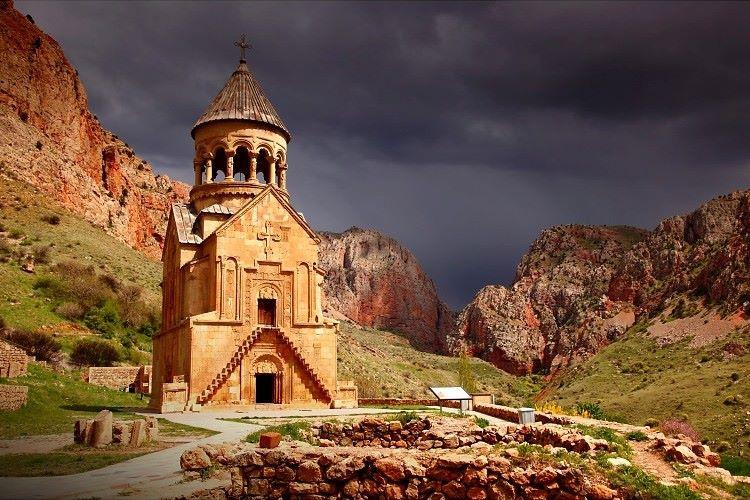 Tour to Vayots Dzor Region